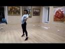 Salsa Lady Style. Kristina Bolbat. DANCE STATION.