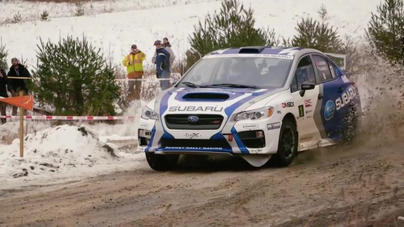 Best of SUBARU WRX STI S4 Rally - Snow and Dirt