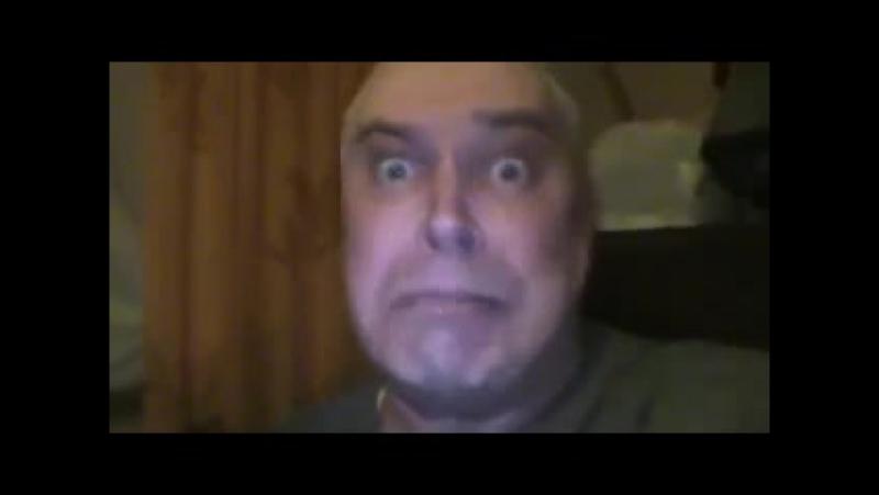 Злой Геннадий Горин из города Орла для важных переговоров