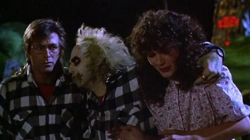Битлджус (1989) / Beetlejuice