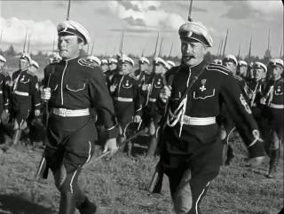 Фрагменты из к/ф Чапаев, 1934