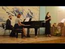 І Шамо романс Така доля моя Виконує Марія Ліщинська концертмейстер Б Чепелюк