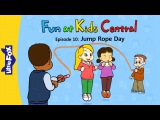 Fun at Kids Central 10: Jump Rope Day | Level 4 | By Little Fox