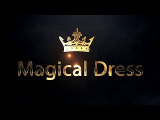 Magical Dress |intro|examples of works/sunshine studio