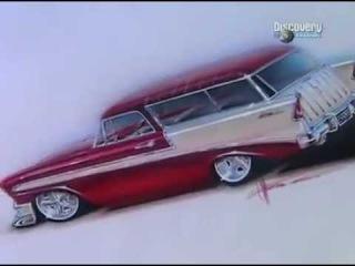OverHaulin Крутой тюнинг 3 сезон 17 серия Chevrolet Nomad 1956