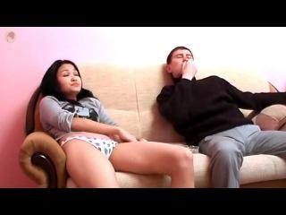 Порно с казашками