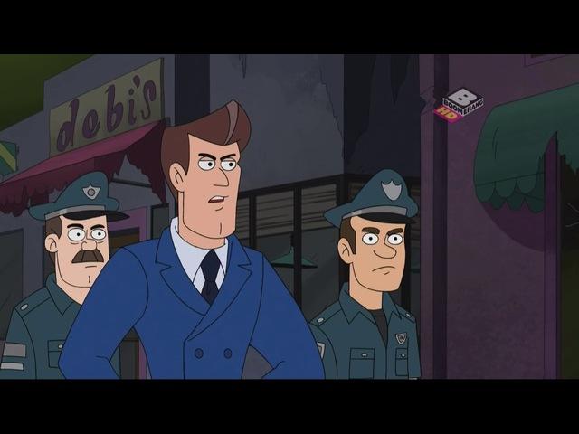 Будь классным, Скуби-Ду! / Be Cool, Scooby-Doo! / Сезон 1 / серия 26 из 26 / (2015-2016)