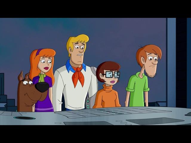 Будь классным, Скуби-Ду! / Be Cool, Scooby-Doo! / Сезон 1 / серия 11 из 26 / (2015-2016)