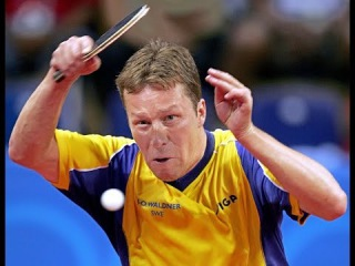 Jan-Ove Waldner vs Timo Boll Q/F Olympic 2004