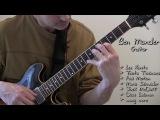 Ben Monder Guitar Masterclass 2