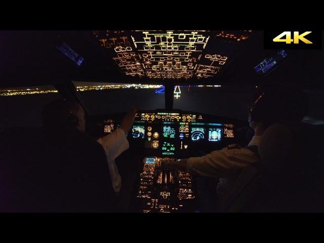 Landing Montpellier | A320 Cockpit View 4K