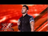 Jake Quickenden sings Christina Perri's A Thousand Years  Boot Camp  The X Factor UK 2014