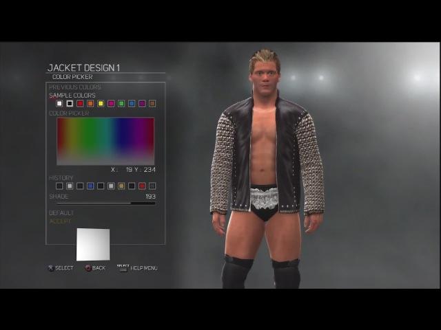 WWE 2K17 Superstar Threads Chris Jericho Royal Rumble 2013