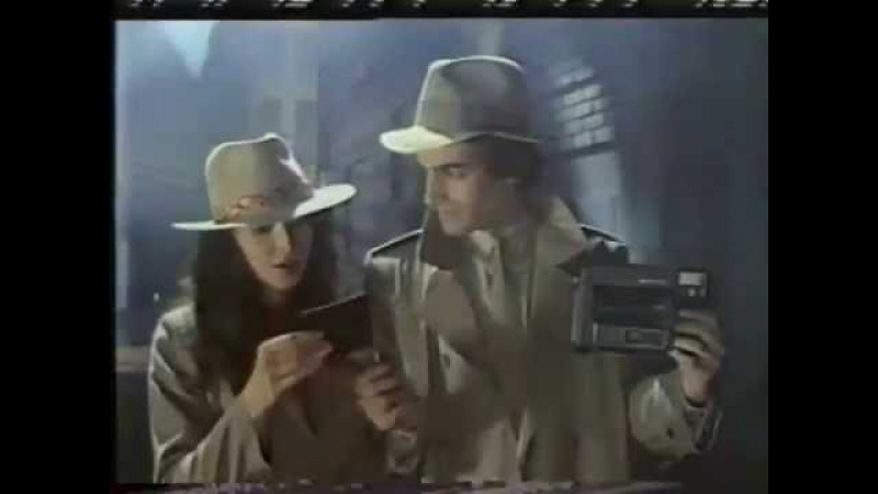 David Copperfield Madeleine Stowe 1982 Kodak Commercial