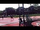 Justin Gatlin Trayvon Bromell Relay Training