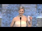 Renee Zellweger Wins Supporting Actress 2004 Oscars