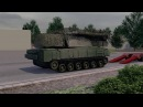 3. MH17 Animation regarding the transport route and the launch site