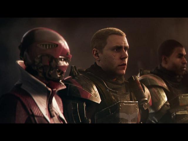 Destiny 2 Полная мобилизация ТРЕЙЛЕР