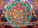 Hilight Tribe - Free Tibet Vini Vici Remix (w Video Lyrics &amp Translation)