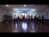 Светлана Яворская Shesalady Project Lady Styling salsa class 13.11.16