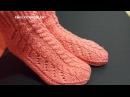 İki şiş patik/dikişsiz patik/çorap yapımı/Çeyizlik bayan patik/yeni patik/kolay patik yapımı