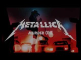 Metallica – Murder One cover