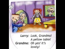 English for children. Spotlight 2. Page 27 ex 3 - Tree house - story