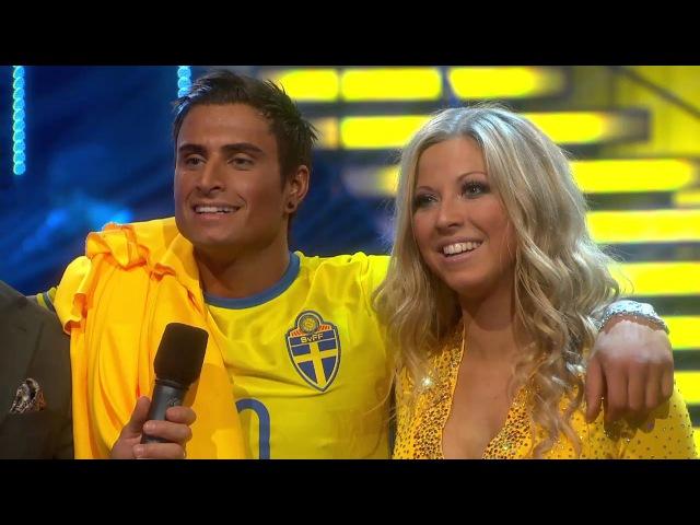 Samir Badran och Sigrid Bernson – Quickstep - Let's Dance (TV4)