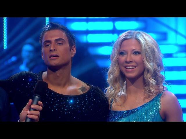 Samir Badran och Sigrid Bernson – Cha cha - Let's Dance (TV4)