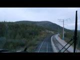 3 секции 2ТЭ25А Витязь с толкачём на перевал