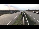 Fiat 500 abarth vs Skoda Octavia fl 1,8t