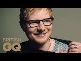 Ed Sheeran Reveals his Favourite New Tattoos  GQ Cover Stars  British GQ
