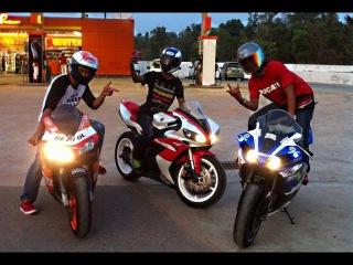 BIKERS Compilation - Superbikes & Accelerations, Motorcycle Wheelies, Speed, RACE LOUD Exhausts!