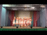 Конкурс народных танцев. Танцевальный коллектив «Созвездие». «Тень, тень …»