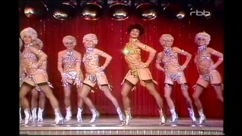 Fernsehballett-Sexy,Sexy Lady балет тв гдр.фридрихштадтпалас