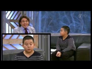 Казахский мальчик шокировал зрителей