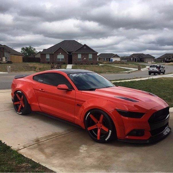 Mustang GT PP