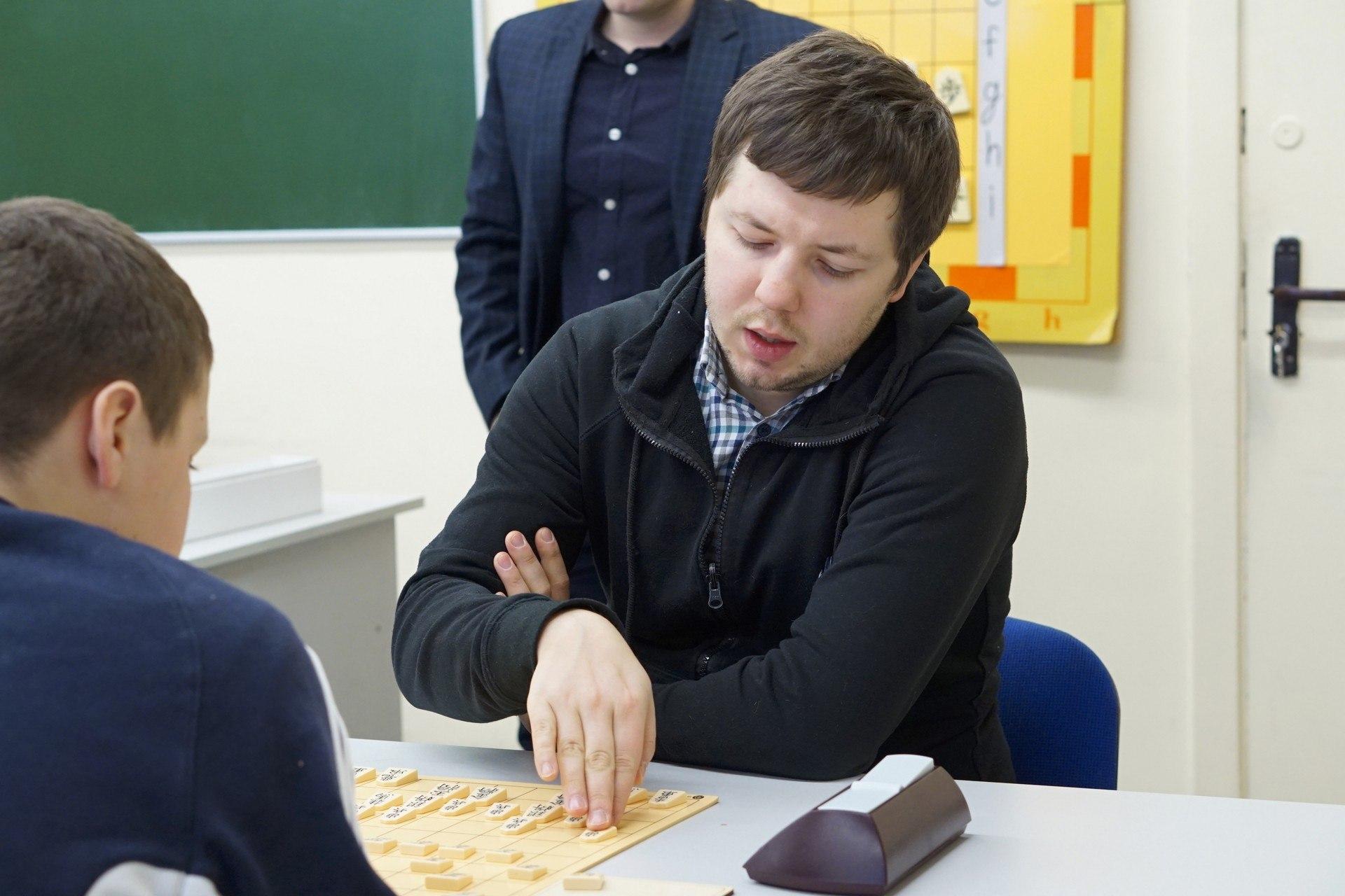 Мишутин Михаил – победитель второго предварительного этапа
