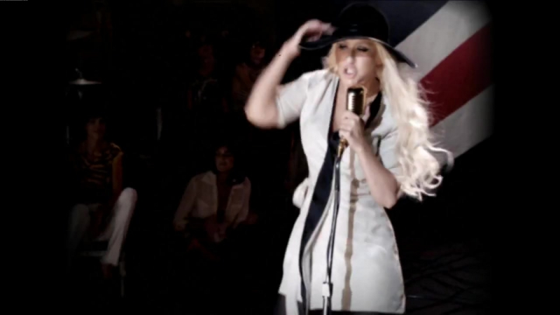 Maroon5, Christina Agilera....Для гей группы в контакте