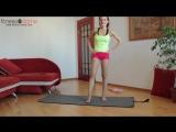 Фитнес с Юлией Богдан. Жиросжигающие тренировки #9
