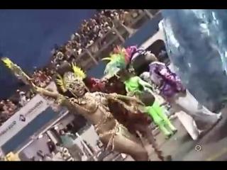 SAMBA DANCE -- Tarine Lopes 2015 X 9 Paulistana - 360P