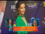 Наталия Орейро на премии Martin Fierro 2016  Intrusos (16.05.2016)