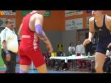 Ringen DM 2015 A-Jugend (Gr.Rö.) - 69kg FINALE (HD)
