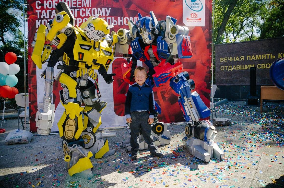 На «Красном котельщике» состоялся День открытых дверей для детей и внуков сотрудников