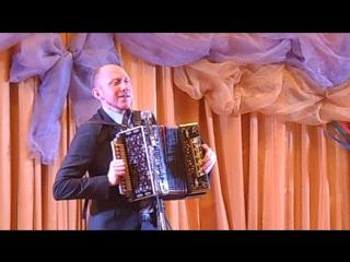 В Москве поют о Вологде (стихотворение Н.Рубцова). Владимир Топоров, гармонь.