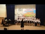 Хоровое выступление в г.Балашов Саратовской области
