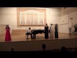 В.А. Моцарт. Квартет Памины и мальчиков из оперы