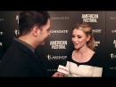 American Pastoral Red Carpet Behind The Velvet Rope with Arthur Kade