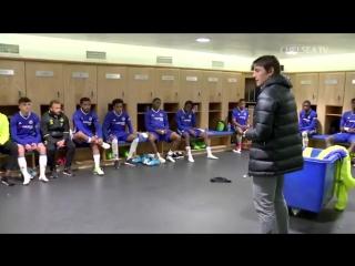 Антонио Конте поздравил молодых игроков «Челси» с победой в МКА / vk.com/chelsea