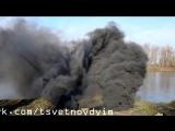 РДГ-2Ч Черная Дымовая Шашка (Ручная Дымовая Граната) - RDG-2 Black Smoke Bomb